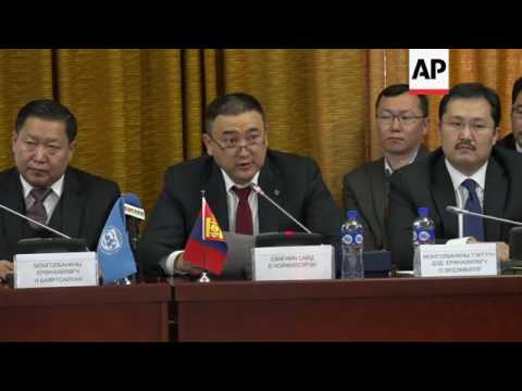 IMF agrees terms for $5bn loan to Mongolia