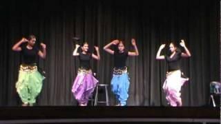 Bollywood Fusion Dance Performance