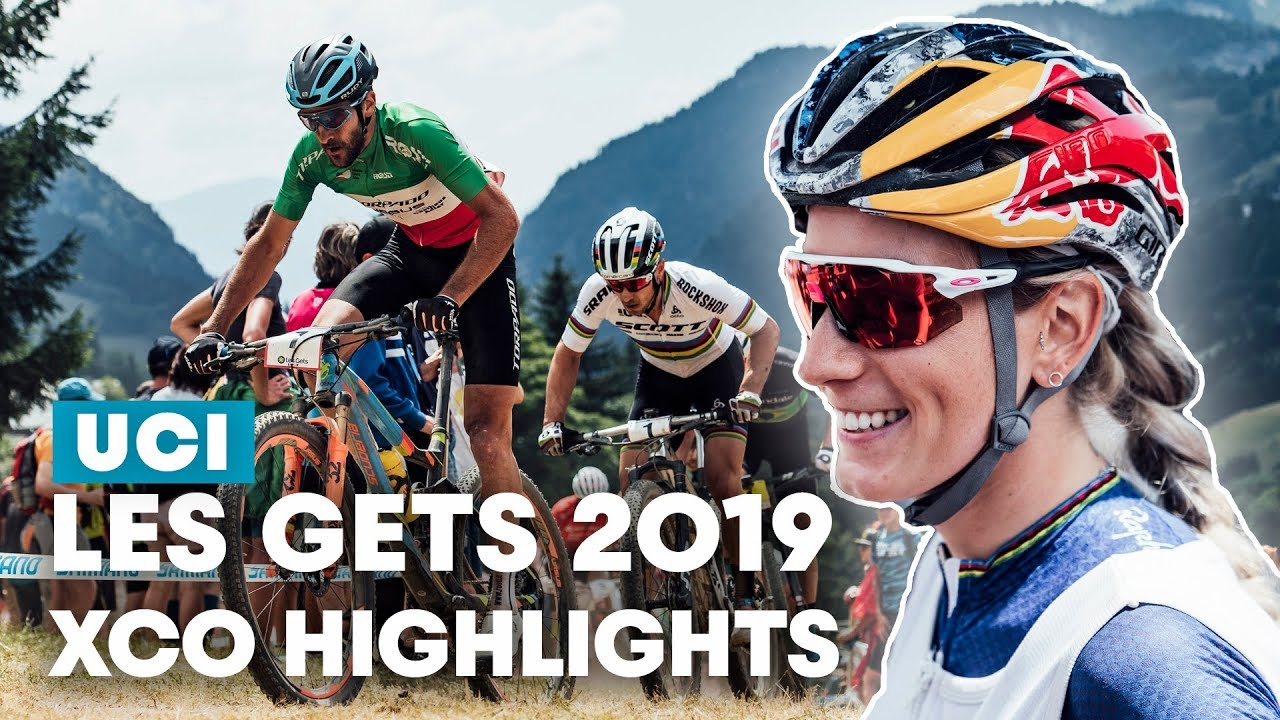 Calendario Uci 2019 Mtb.Tour De Force Xco Highlights From Les Gets Uci Mtb World Cup 2019