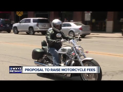 State proposes raising fees on Motorcycle owners