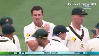 Pakistan vs Australia 2nd Test Day 1 2016 Highlights