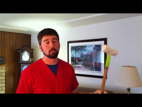 Cleaning Walls In A Fire And Smoke Damaged Home - Clean In Place