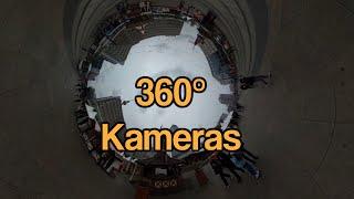 Alles über 360 Grad Kameras -- Saski's Nerdtalk Nr. 1