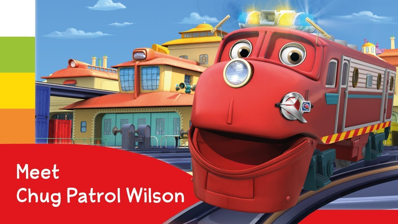 Chuggington - Introducing Chug Patrol Wilson - Cartoons for Children ...