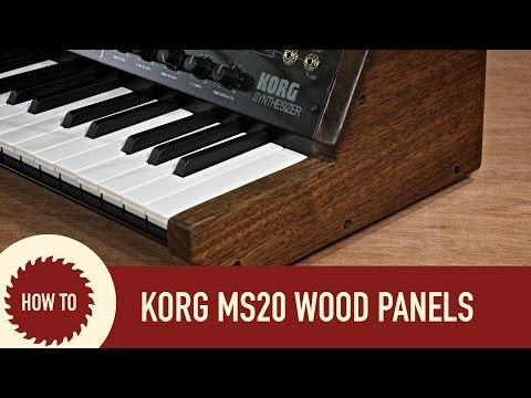 Custom Korg MS-20