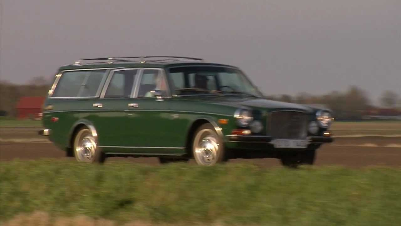 Volvo 164 Estate commercial - YouTube