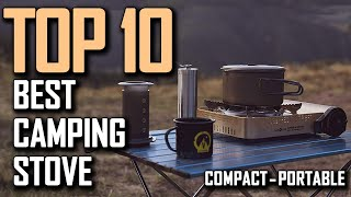 Top 10 Best Camping Stove 2020