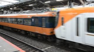 近鉄12200系2連+22000系更新+12200系4連のサンドイッチ編成