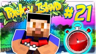 10 minute team challenge pixelmon island smp 21 pokemon go minecraft mod