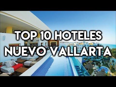 Top 10 Hoteles en Nuevo Vallarta