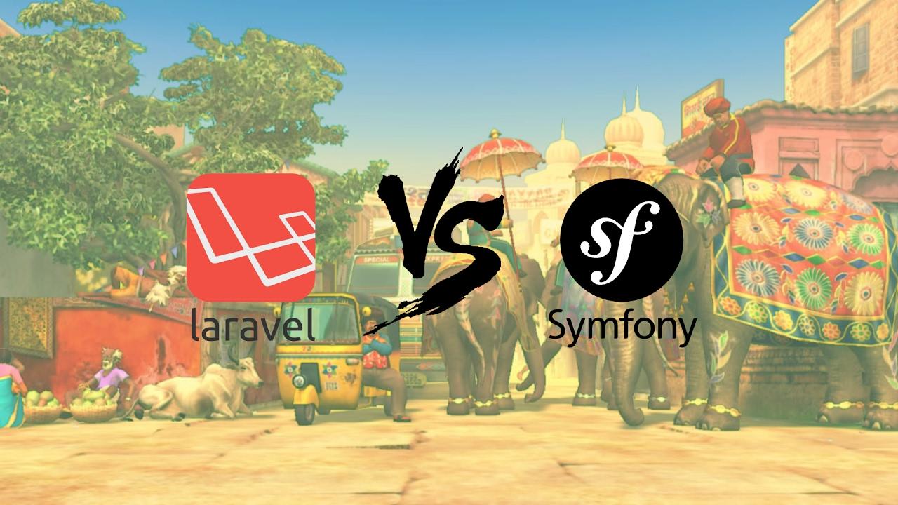 Tutoriel PHP : Laravel ou Symfony ?