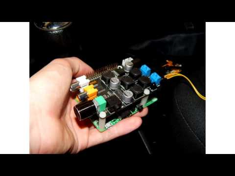 Adding steering wheel commands to the raspberry pi