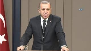 Erdoğan: 'Ben Zirveye Gidiyorum Zırvaya Değil'