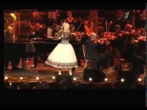 Концерт Валерии в Альберт-Холле.Valeriya concert in Albert-Hall (London).