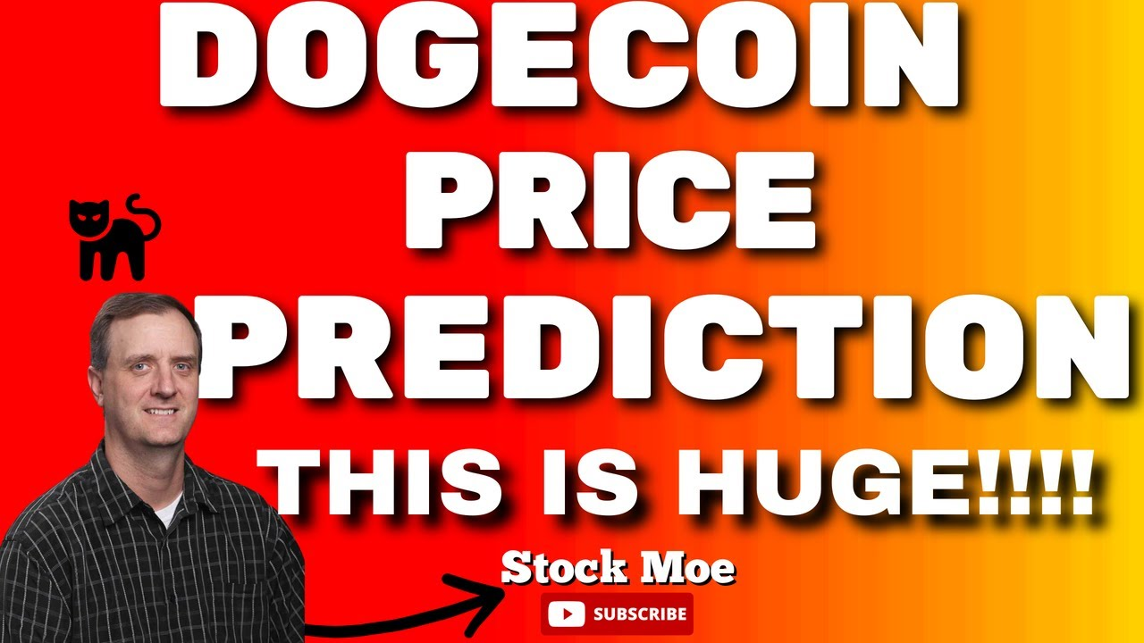 DOGECOIN PRICE PREDICTION April 2021 (HOW HIGH WILL ...