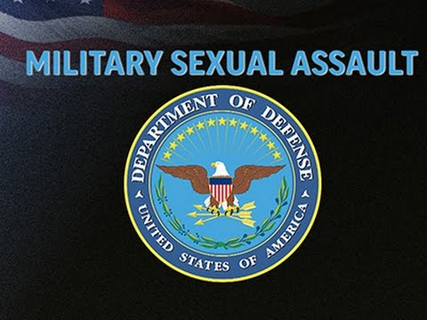 Military Seeks to Help Male Sex Assault Victims
