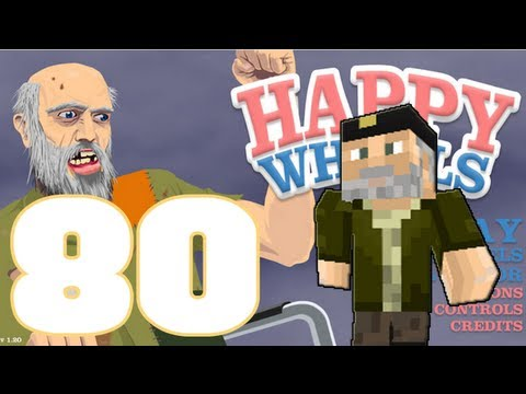 HAPPY WHEELS: Episodio 80