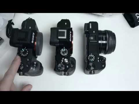 Sony Alpha A7II Unboxing and First Look