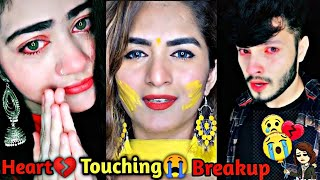 "Sad tiktok video/💔💔/Heart Touching ""Breakup"" 💔😭 Most Emotional Musically Videos//breakup part 62"