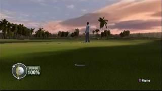 Tiger Woods PGA Tour 10 (PS3) - Career - WGC-CA Championship Round 3 Highlights