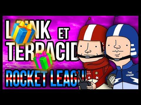 QUE DES GROSSES DINGUERIES !!! (Rocket League)