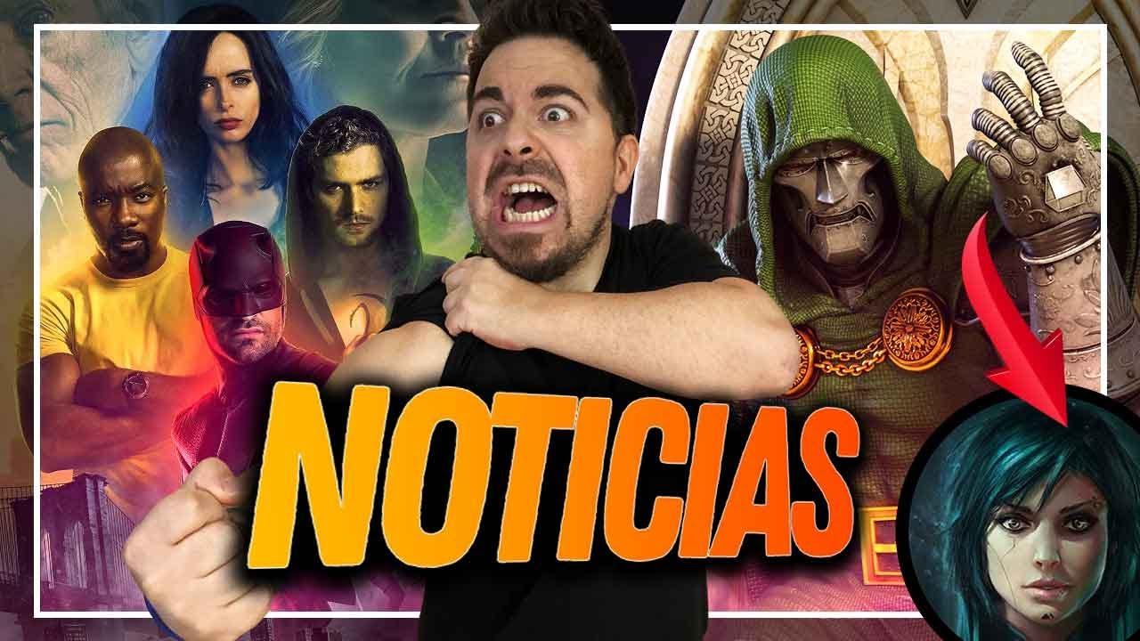 ¡OFICIAL! Reinicio de Iron Man, Dr.Doom, Defenders en Disney Plus, Primera Mutante del UCM...