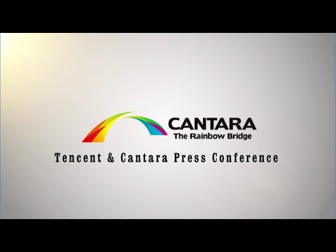 Tencent & Cantara Global Press Conference 2015