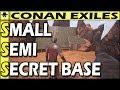 Small Semi-Secret Base - Conan Exiles