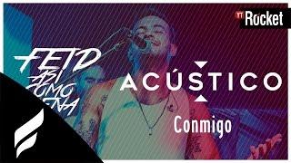 Смотреть клип Feid - Conmigo | Acoustic
