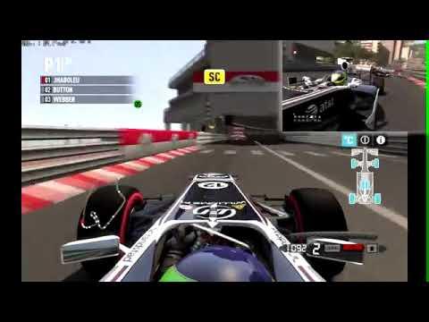 F1 2011 Mônaco 78 Voltas Expert [ i5 2500 + GTX 460 ]