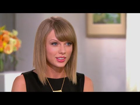 Taylor Swift FINALLY Reveals Who Her New...