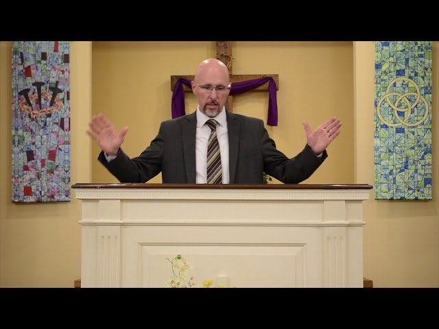 Calvary Baptist Church Good Friday