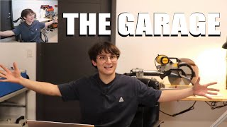 quick tour of the garage