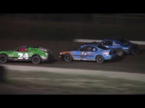 Genesee Speedway Mini Stock Feature 8-6-16