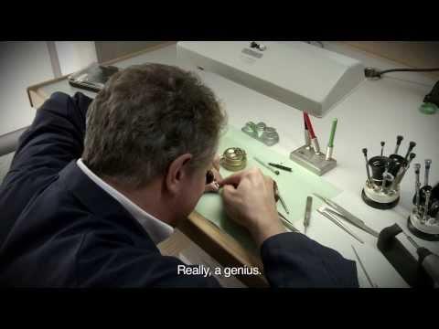 F.P.Journe - Film de présentation par Léman Bleu TV