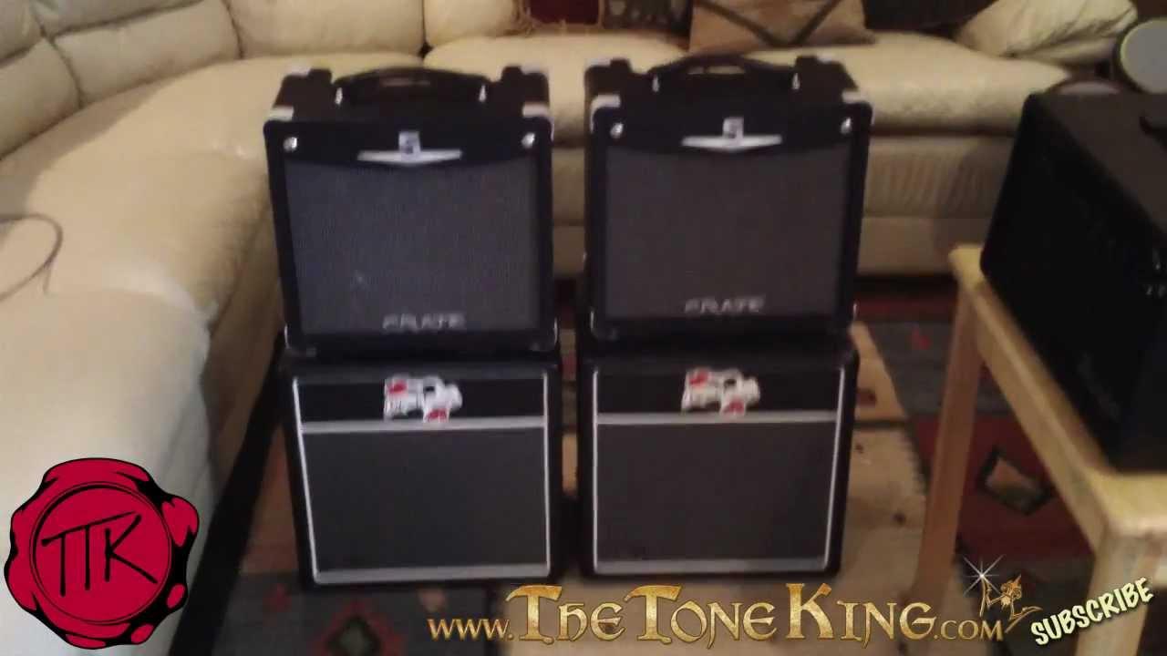 Most versatile 4x10 Guitar Cabinet ! - YouTube