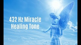 432Hz Angelic Reiki Music Angel Healing Music Angel Choir Ambience Angelic Meditation Music