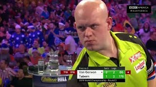 Best Throws from Weekend 1 | World Darts Championship 2018-19 | BBC America