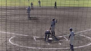 20161111 兵庫県知事杯 NOMOベースボールクラブ対神戸大学 2回表