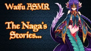 Video ♥ Waifu ASMR | ROLEPLAY: The Naga's Stories |【ROLEPLAY / ASMR】♥ download MP3, 3GP, MP4, WEBM, AVI, FLV Juni 2018