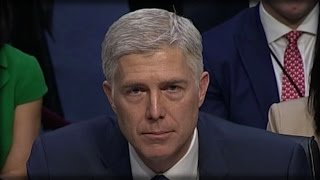 NEIL GORSUCH JUST SET THE SUPREME COURT ON FIRE TODAY! NO WONDER TRUMP PICKED HIM…