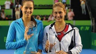 [HD] Ana Ivanovic vs Jovana Jaksic Monterrey Final Highlights.