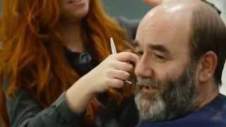 Becoming Nathan Detroit: David Haig Loses His Beard @ Murdock London