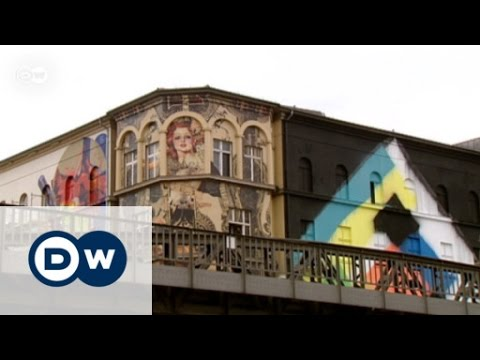 Urban Nation: Street Art in Berlin | Euromaxx