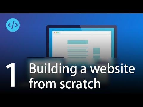 [Website] #1 - Create basic index.html file