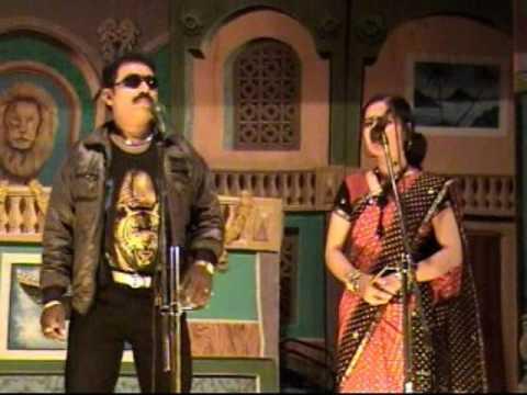 ಮುಗಿಲ ಮಲ್ಲಿಗೆಯೋ ಗಗನದಾ.. ತಾರೆಯೋ | Villian seen nataka | kannada nataka song | uttarkarnataka drama HD
