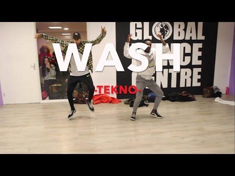 Teknomiles - Wash | Reis Fernando...