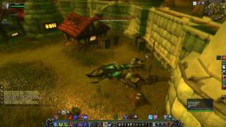 Warcraft - Cataclysm Preview Part 16: Swamp of Sorrows and Redridge Mountains