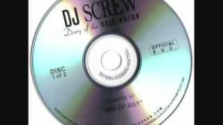 DJ Screw- No Limit- Tryin to get a Mil Ticket