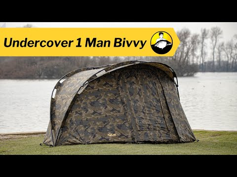 Solar Products | NEW Undercover 1 Man Bivvy